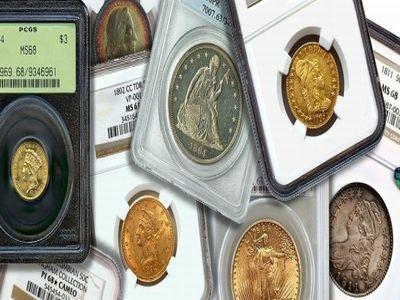 rare coins market